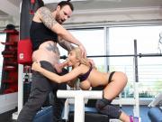 FuckingAwesome - Kayla Kayden fucks her personal trainer
