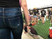 Cute Little Ass At Lakeland Game Slo-Mo HD 09-01-17
