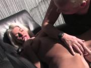 GanzGeil.com Sexy blonde German MILF gets nailed