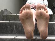 Barefoot fetish