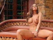 Twistys - Abigail Mac starring at My Private Garden