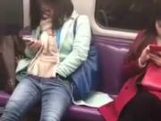 se toca en el metro