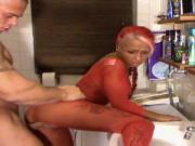 Step-sister Make Not Her German Step-brother Horny and Fuck