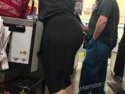 Thick Booty in Tights