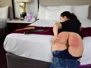 A Humiliated Daughter - Spanking