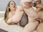 Giant tittied girl fucked