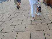 heels candid