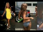 Sarah Kantorova Stripper Cock Hardening Bikinis