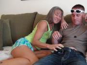 Leilani Lei meets Kyle Westwood