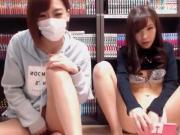japanese Two girls STUPID tn the MANKI