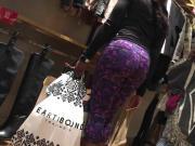 purple pants fashion 2