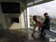 Mofos - Drone Hunter - Rachel Richey - Brunette Bangs the