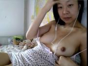 Sexy Chinese Wife on Skype 4