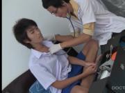 Asian Twinks Simon and Albert Bareback