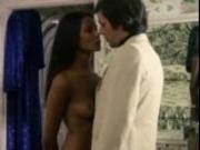 Laura Gemser nude in Emanuelle in America 2