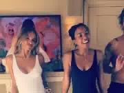 Ciara & Kelly Rowland