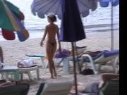 Topless walk
