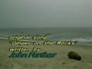 ginger on the rocks 1