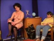 Mature Granny Wants Young Cock