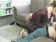 Manhandled By A Colleague - Jocobo.com - Tied & Fucked
