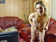 Beata show her Breasts in Slow Motion