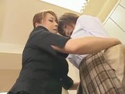 Japanese school girl and teacher love 1 (MrNo)