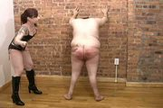 Miss Varla's Ruthless Caning
