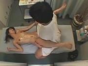 Spycam Health Spa Massage Sex Part 2