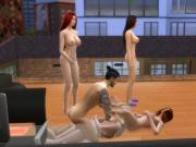 sims in heat