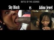 Sky Black vs Adina Jewel