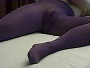 Purple Tights