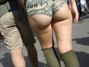 Candid Booty 174