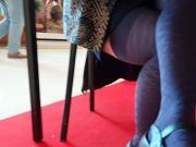 Sous la Table, mature en bas