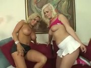 Mom Diamond Foxxx & Daughter Tara Lynn Foxx 3Sum