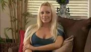 Hot Blonde MILF Holly Sampson