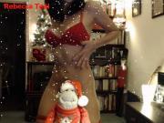 Rebecca Teal Christmas