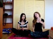 Yoga Challenge, po nasom D buttcrack asscrack
