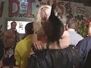 Punk rock orgy