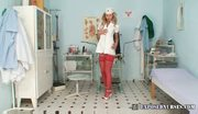Vanesa naughty nurse uniform fetish masturbation