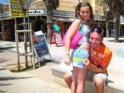 Mallorca Sex mit blonder Strandschlampe
