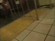 Drunk Collegegirl blowjob in Public 1