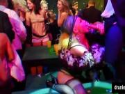Sinfully pornstars fucking at casino party
