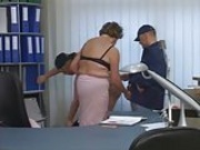 Granny Martha and Mature Lady get Laid