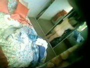 Hidden cam on the closet of my mom bedroom