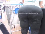 Extreme Wide Booty Sweats Granny