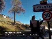 vacances sexe dans les alpes pour les voyeurs