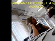 RAINHA FEET SILVIA - video2