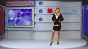 Russian Moskow Girl TV Olga Barz