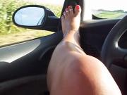 Balade en voiture
