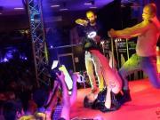 Soraya Wells y Amador Xtrem show hardcore SEB 2017